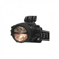 Frontal 3 LED Xenon 3 pilas AAA incluidas, Blister