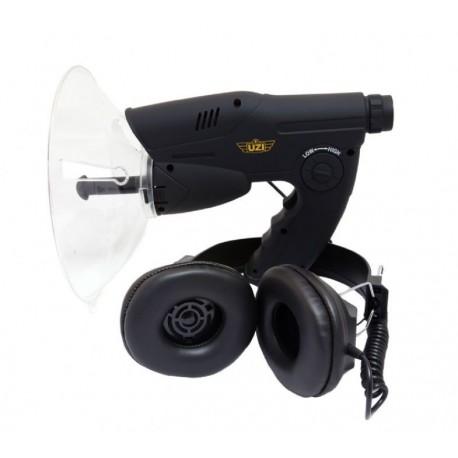 Amplificador de sonido a distancia