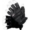 Reinforced half Finger Glove