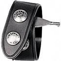 Belt Keeper with Handcuffs Key
