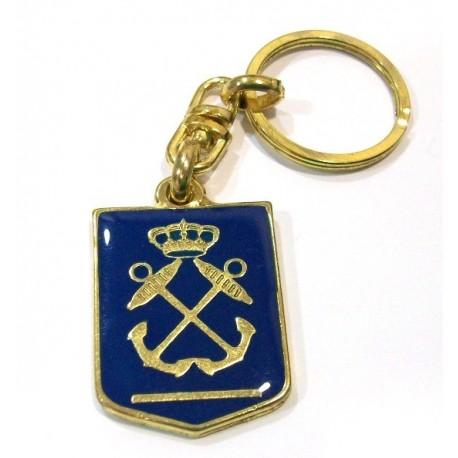 Llavero Marina Mercante
