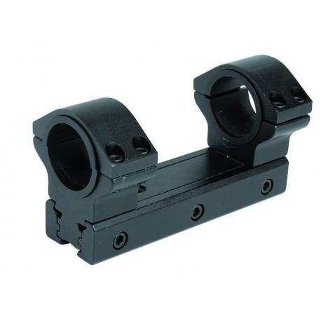 Adaptador universal para miras doble diámetro 30mm y Ø25,4mm