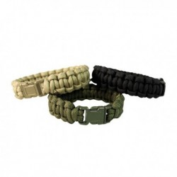 PULSERA PARACORD 15 MM. COYOTE