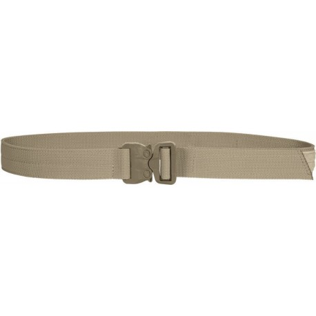Nylon Belt H.4 cm. w/Cobra Buckle