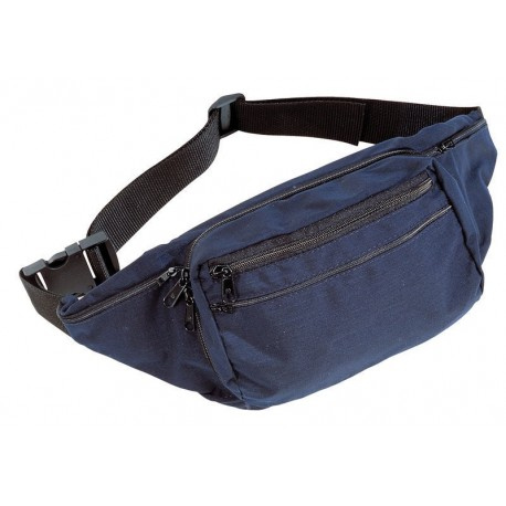 Waistpack Leather Holster Rev.