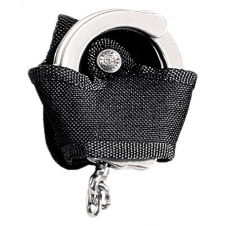 Open Handcuffs Case