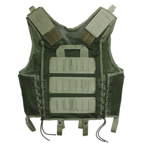 Mesh Military Vest