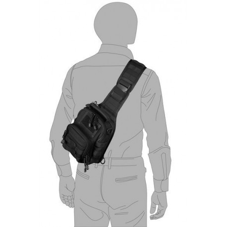 Cordura Multi-pocket Bag Explorer