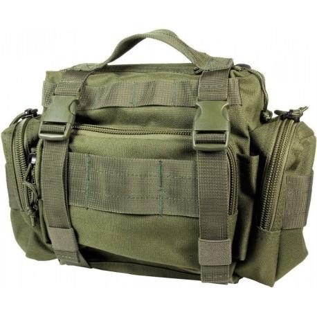 Cordura Multi-pocket Bag Forest
