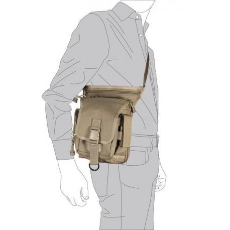 Cordura Multi-pocket Bag City