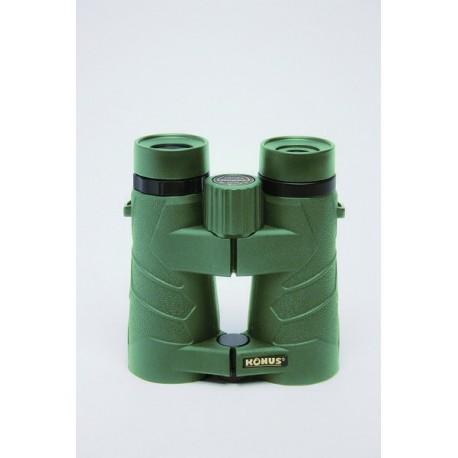 """Prsimático """"EMPEROR OH"""" 8x42 super W.A. verde, impermeable, ópticas con correción de fase"""