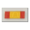 Pasador condecoración cinta