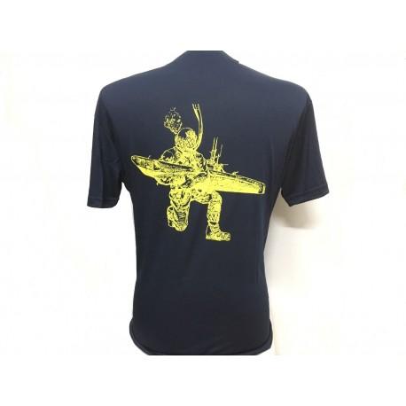 Camiseta técnica CBA