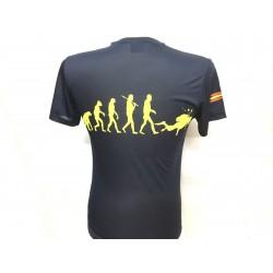 Camiseta CBA evolución