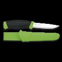 "Cuchillo ""MORAKNIV"" ABS. Color: VE. 10.3"