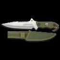 cuchillo Albainox HORIZON. Satin. h:18