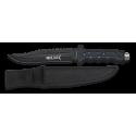 cuchillo albainox. HOJA: 18.5 cm