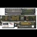 Cuchillo RUI Thunder II. Camo verde. 17.