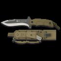 cuchillo RUI/K25 Coyote titanio. h:14.9