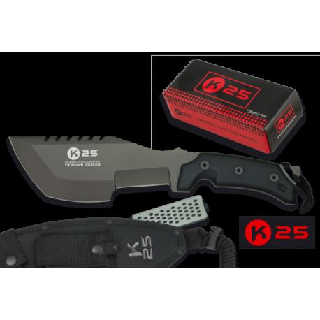 cuchillo Tracker RUI/K25 grosor 6 mm.