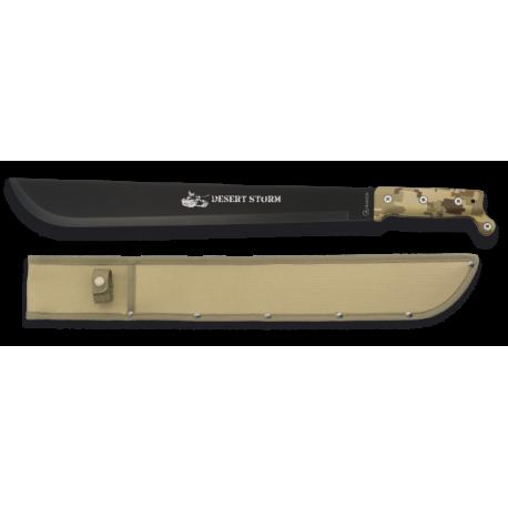 machete desierto Desert Storm. h: 41.5