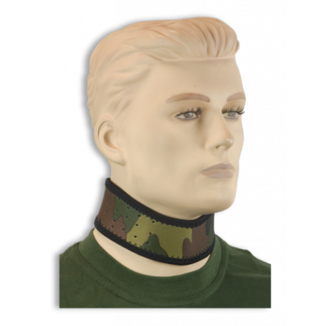 Protector BARBARIC FORCE Cuello. Camo