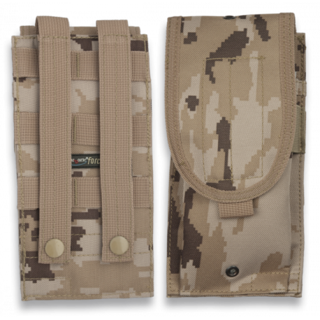 "Accesorio chaleco sistema ""MOLLE"" FORCE."