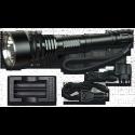 linterna recargable de 10 wats. 800 lum