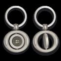 Llavero oval giratorio con chapa SEAL