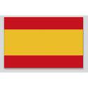 Bandera ESPAÑA Mochilera