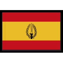 Bandera ESPAÑA C.O.E.