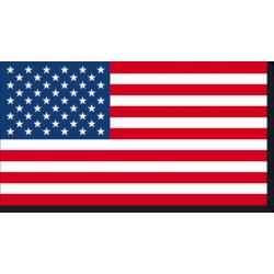 Bandera U.S.A. (150 x 88 cm )