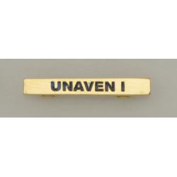"""Barra mision """" UNAVEN I """""""