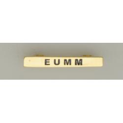"Barra mision "" EUMM """