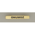 "Barra mision "" ONUMOZ """