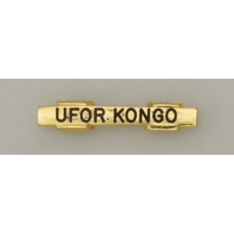 "Barra mision "" UFOR KONGO """