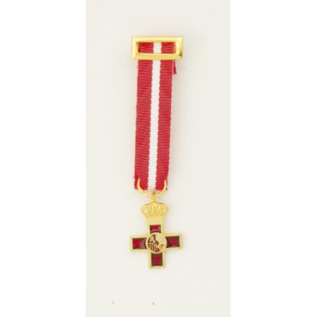 Medalla Miniatura Merito Militar Dstivo