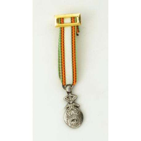 Medalla Miniatura PAZ MARRUECOS