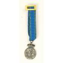 Medalla mini Virgen del Pilar G.Civil