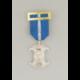 Medalla Orden Merito Civil Cruz Plata