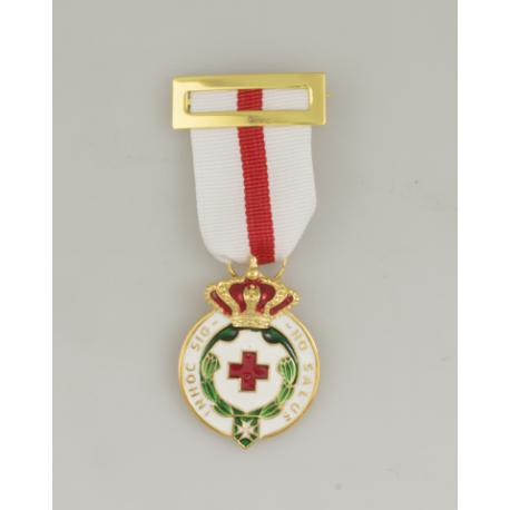 Medalla CRUZ ROJA ESPAÑOLA