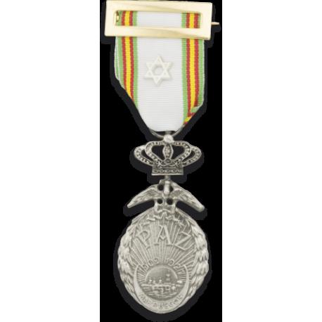 Medalla De La Paz Marruecos