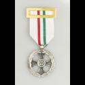 Medalla Cruz Conm. Mant. Paz Italia
