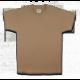 Camiseta ARIDA - PARDO.M/Corta. Talla: L