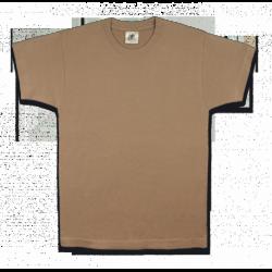 Camiseta ARIDA - PARDO. M/Corta. Talla:M
