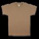 Camiseta ARIDA - PARDO.M/Corta. XXL