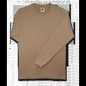 Camiseta ARIDA-PARDO. M/Larga. Talla: M