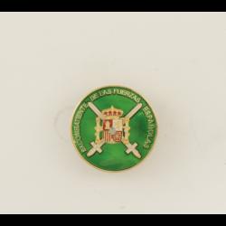 Distintivo Excombat. Fuerzas Españolas