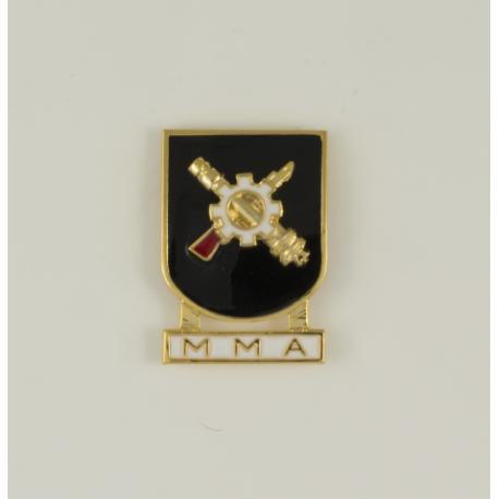 Distintivo Especialidad MMA