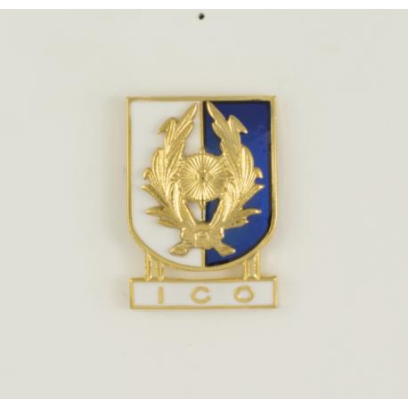 Distintivo Especialidad ICO